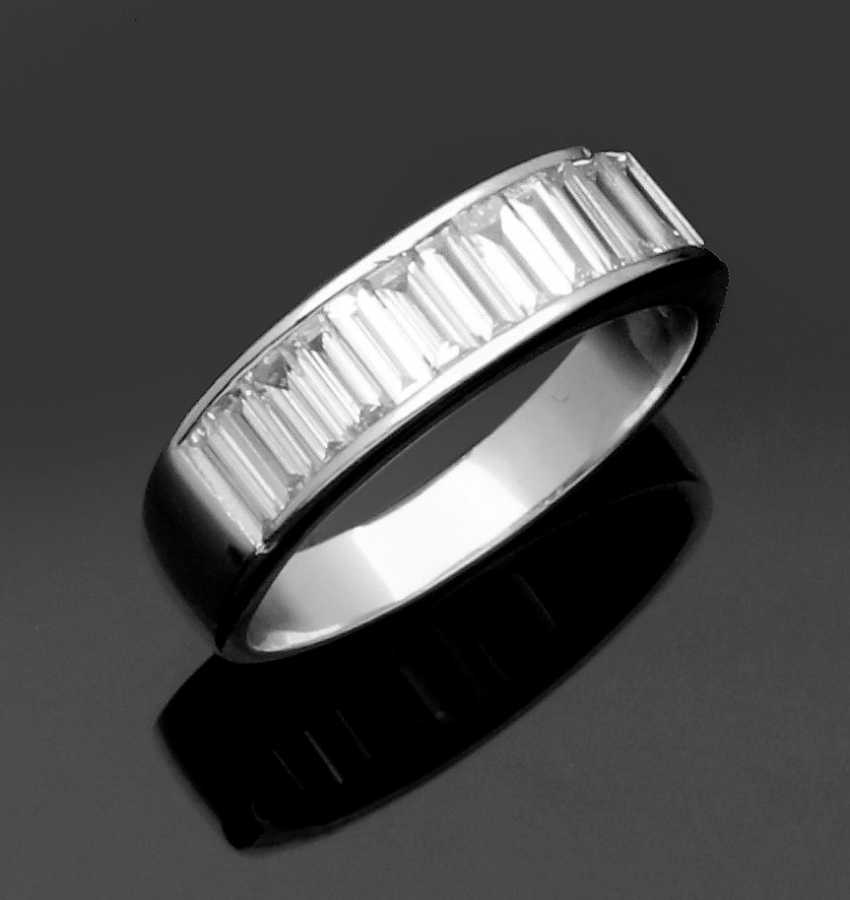 Diamond Band Ring - photo 1