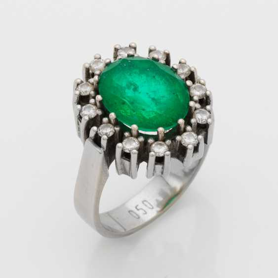 Representative Emerald Ring - photo 1