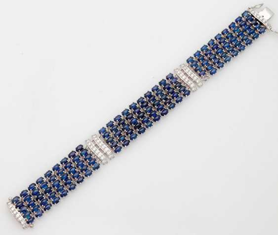 Representative Sapphire Bracelet - photo 1