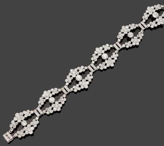 Magnificent art Nouveau Demi Parure with diamonds - photo 2