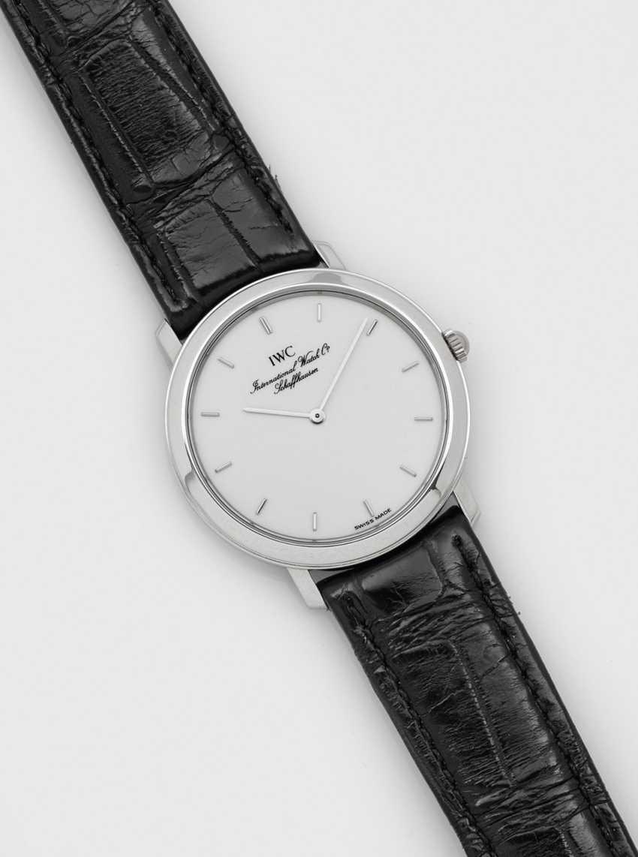 Men's wristwatch by IWC-Schaffhausen, from the 90s - photo 1