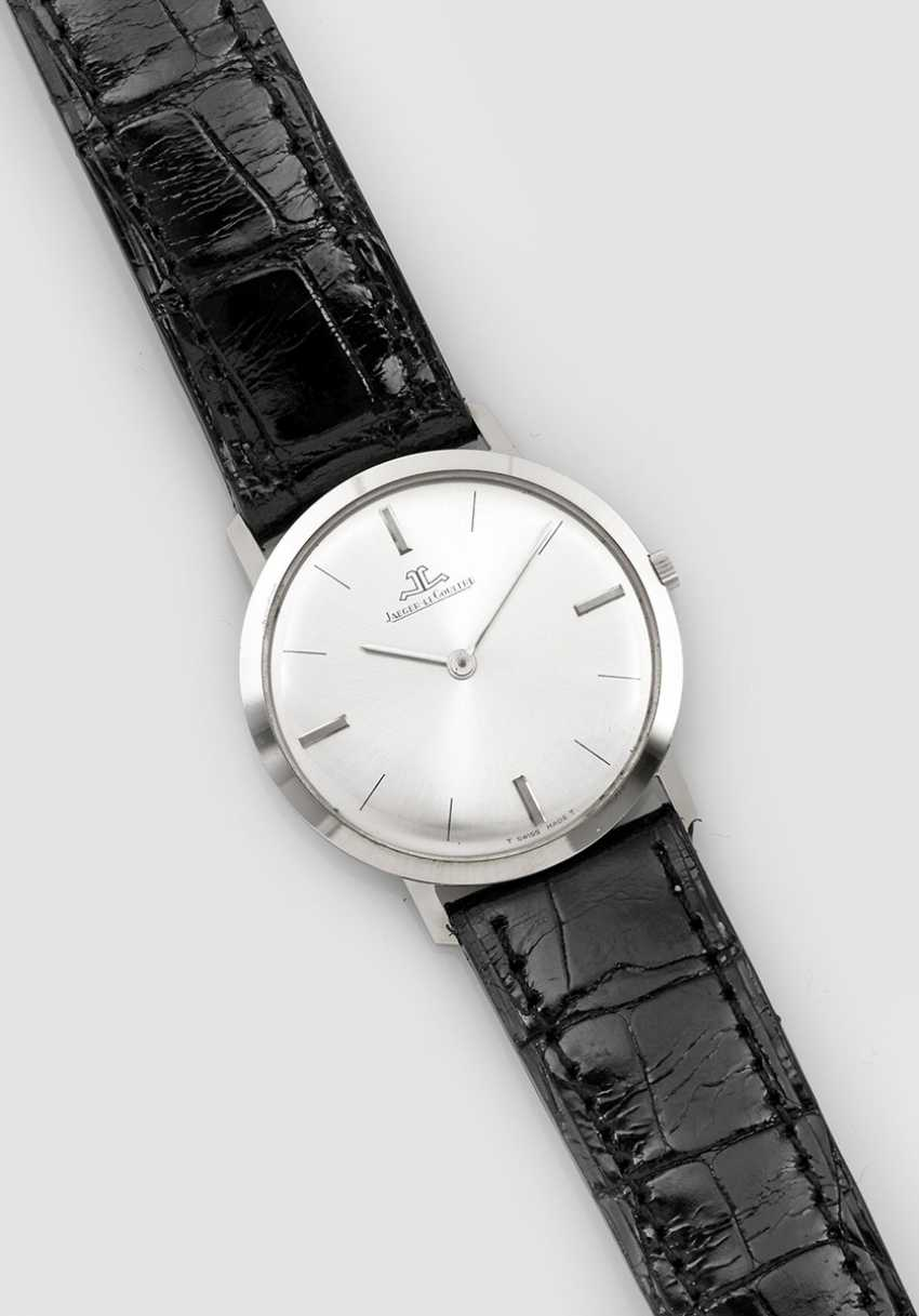 Men's wristwatch by Jaeger-LeCoultre from the 70s - photo 1