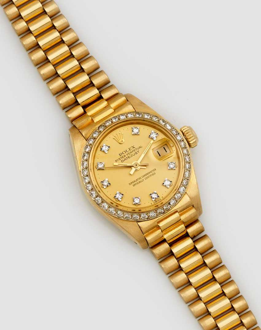 Ladies ' wristwatch, by Rolex - photo 1