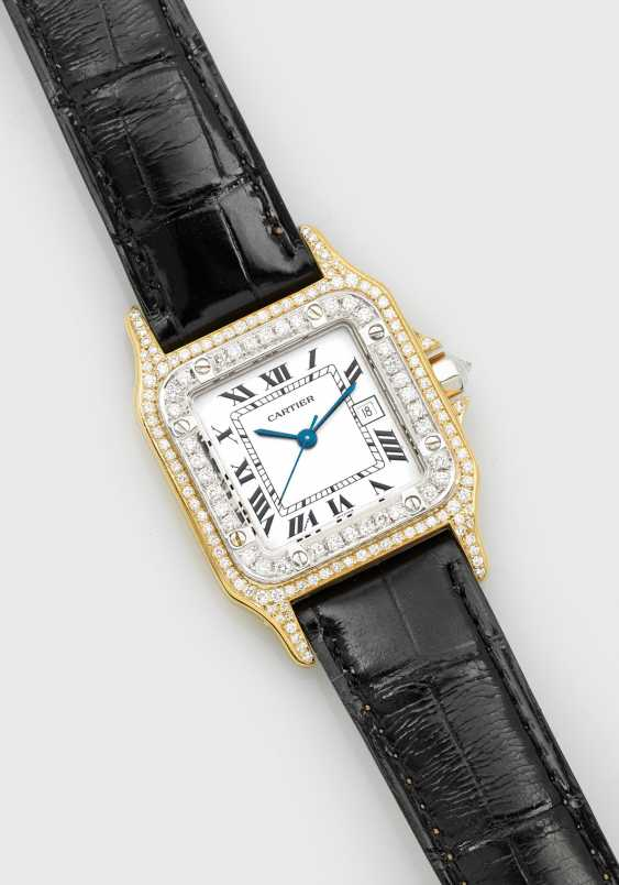 Ladies ' wristwatch, by Cartier - photo 1