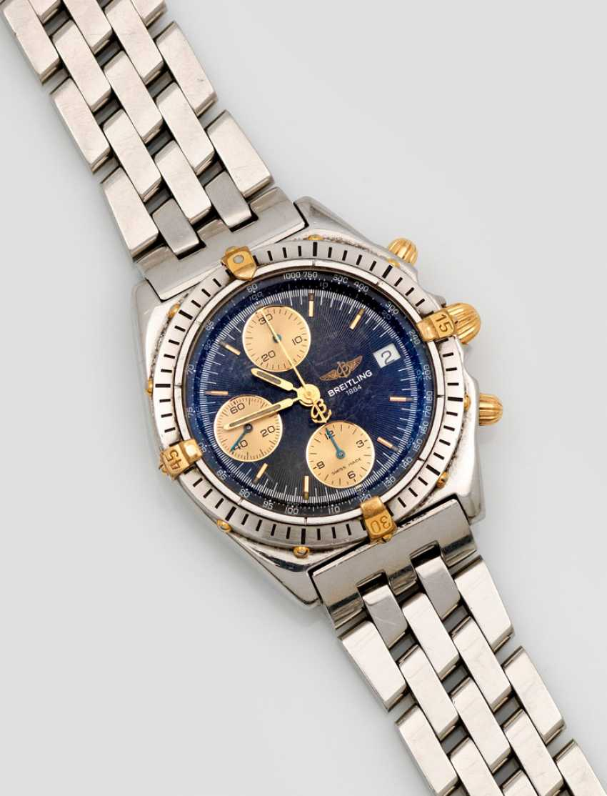 Men's wristwatch by Breitling - photo 1