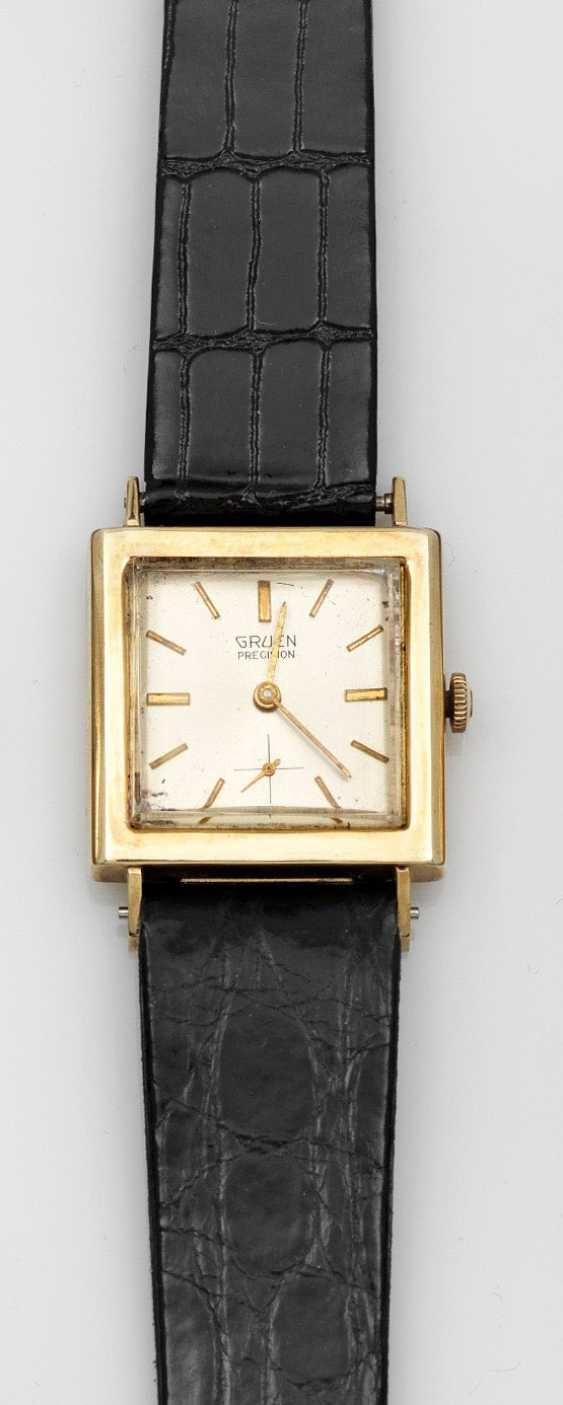 Ladies wrist watch by Gruen from the 50's - photo 1