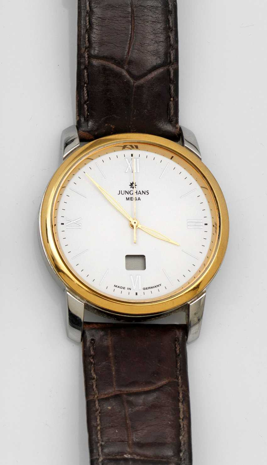 Wrist watch by Junghans - photo 1