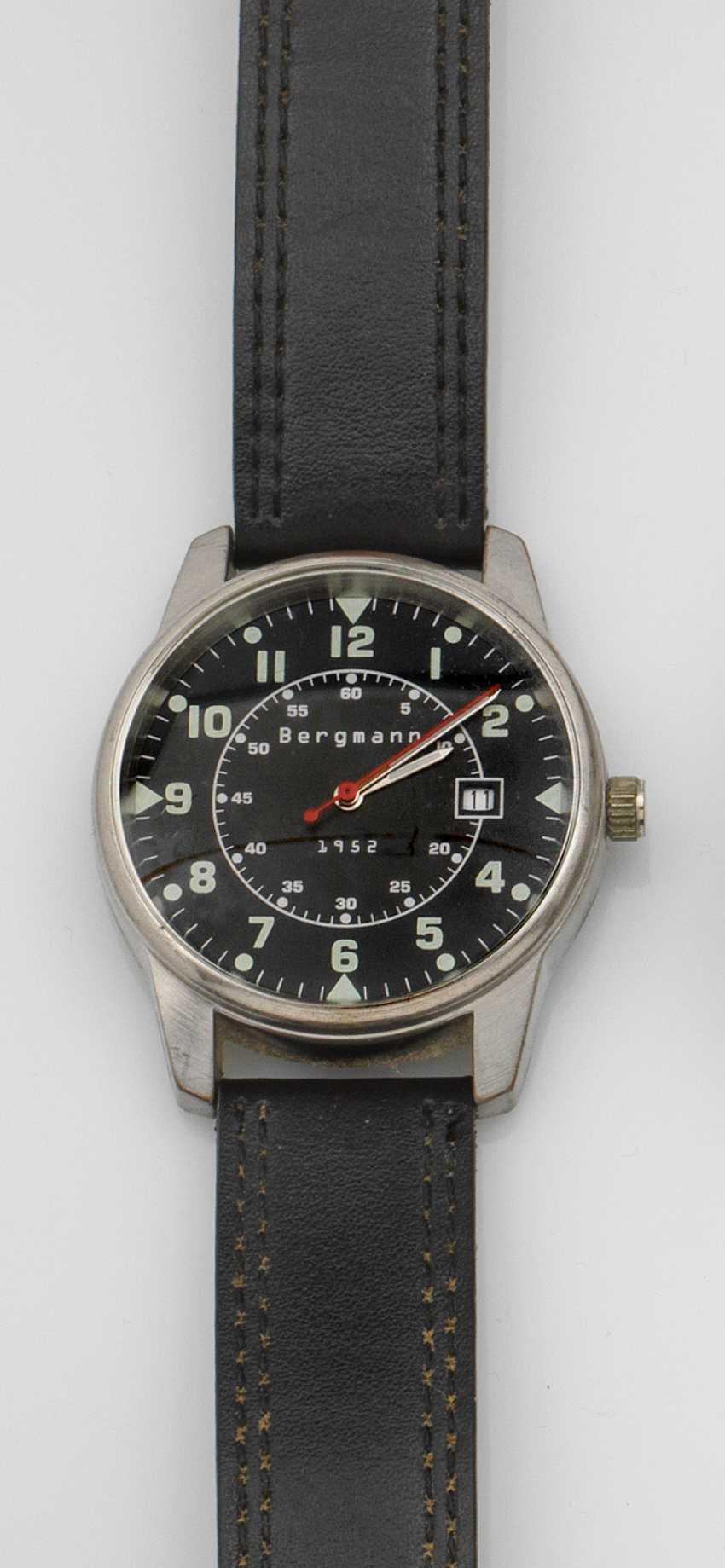 Pilots wrist watch from Bergmann - photo 1