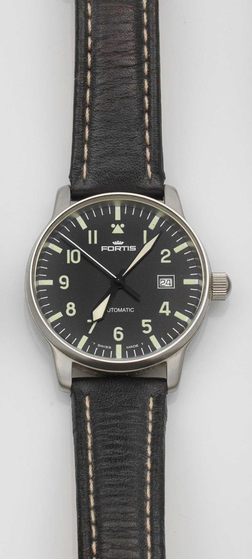 Aviator wrist watch by Fortis - photo 1