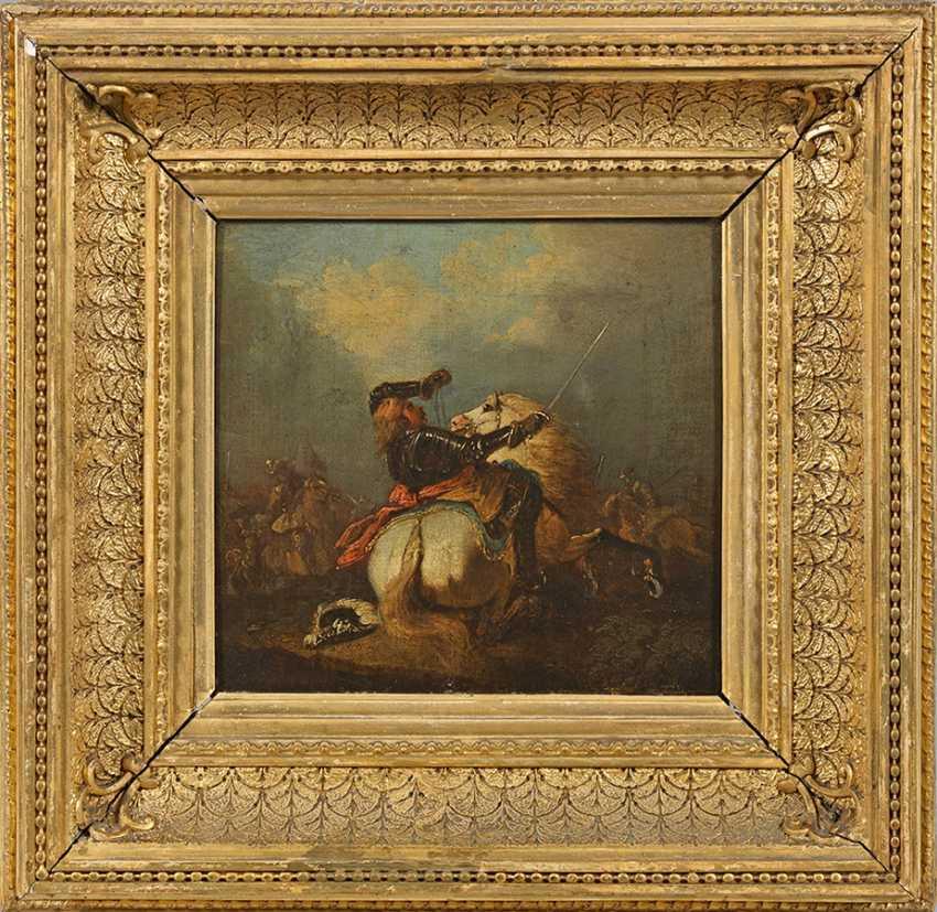 Jacques Courtois, gen. It Borgognone - photo 1