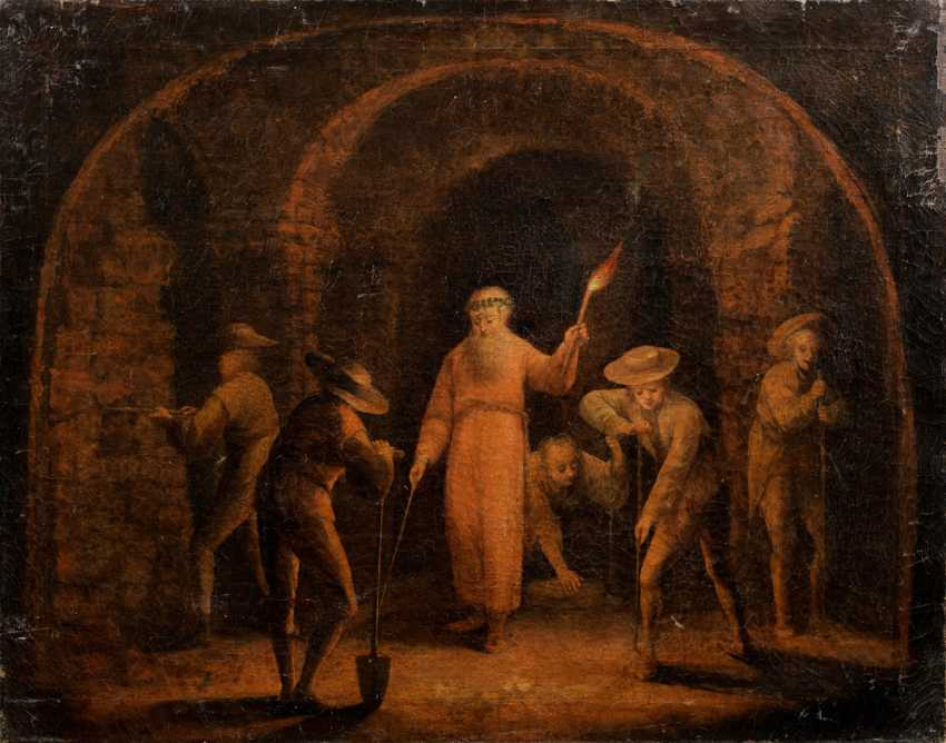 South German or Austrian painters of the Baroque - photo 1