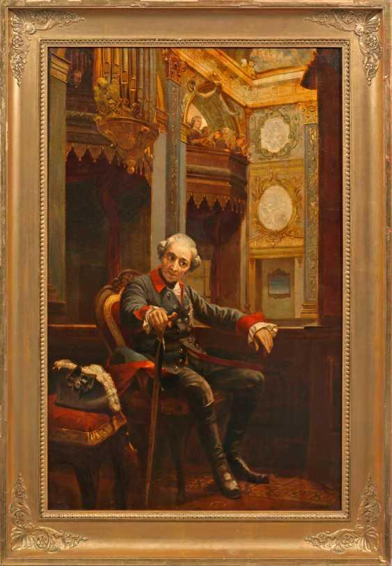 German Painter - photo 1