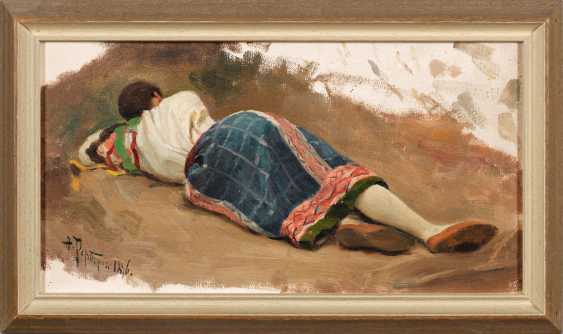 Russian painter from the succession of Ilya Repin - photo 1