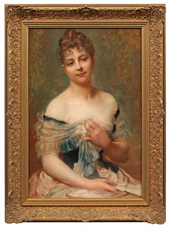 French portrait painters of the Belle Époque - photo 1