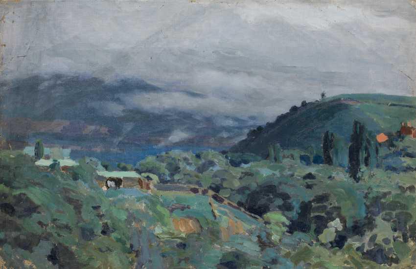 BORISOV-MUSATOV, VIKTOR (1870-1905)