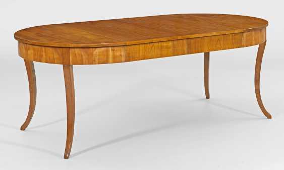 Biedermeier Extending Table - photo 1