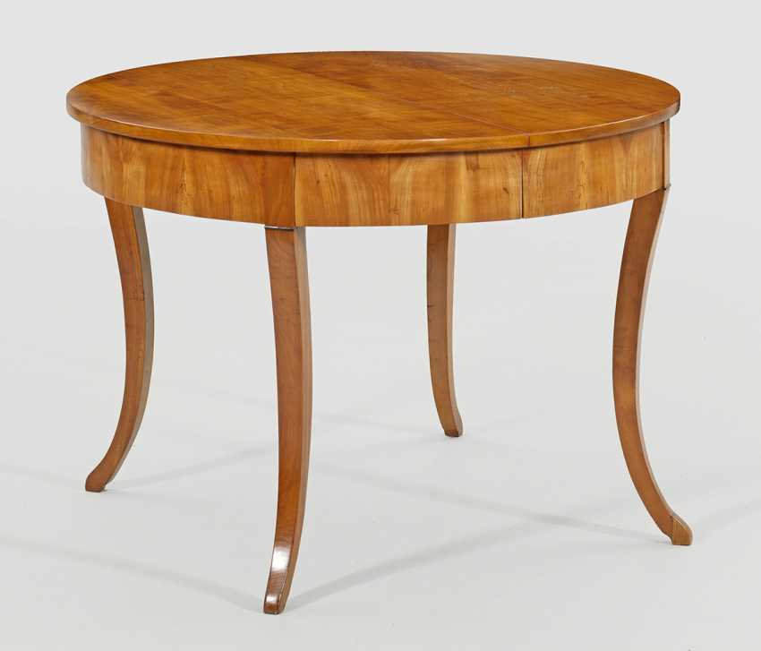 Biedermeier Extending Table - photo 2