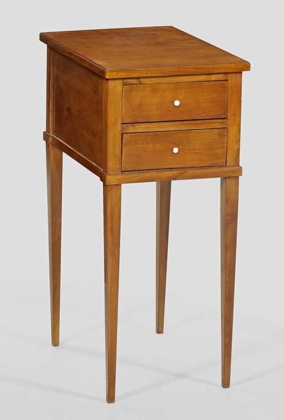 Biedermeier Side Table - photo 1