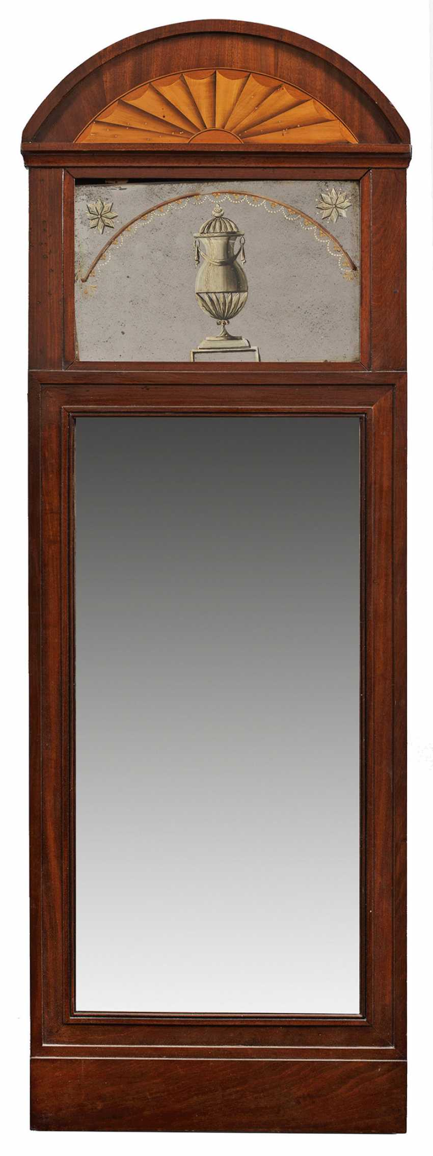 Biedermeier-Arrow Mirror - photo 1