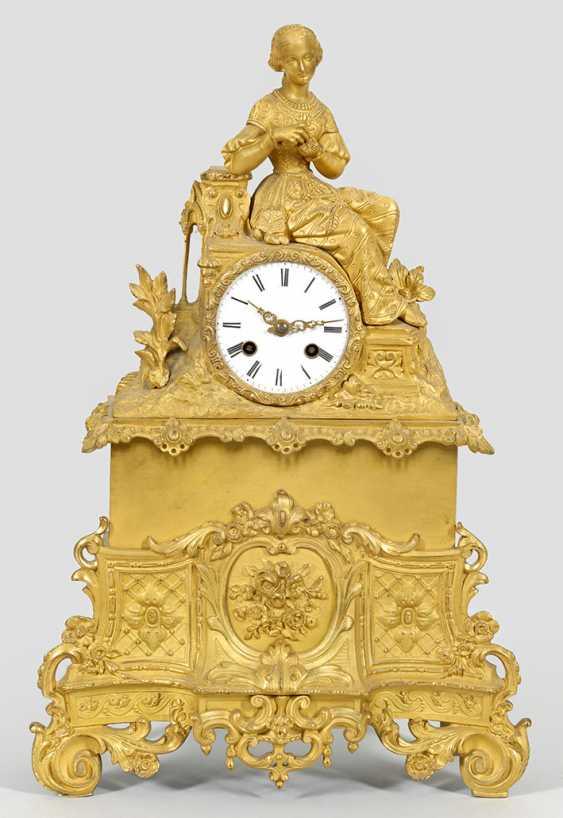 Napoleon III-Figurenpendule - photo 1
