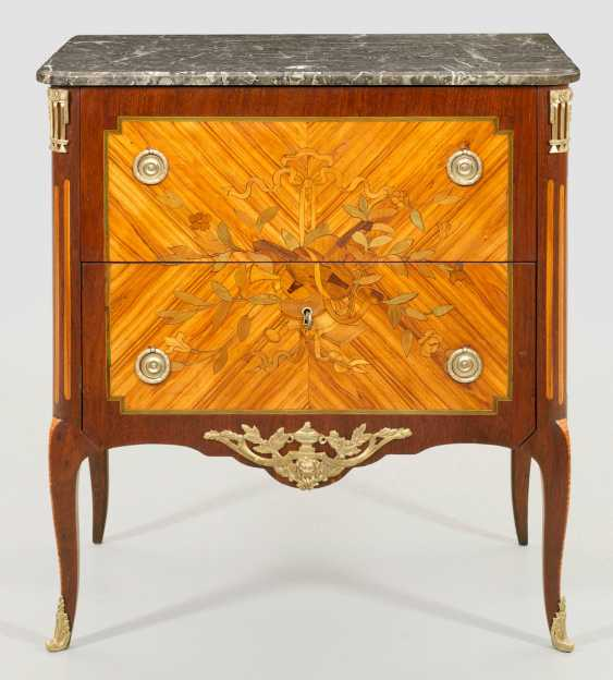 Signed Transitions chest of drawers of Gauduel - photo 1