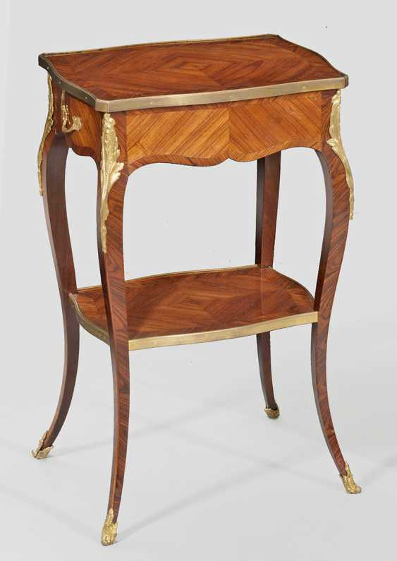 Louis XV end table - photo 1