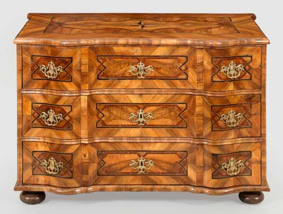 Large Baroque Chest Of Drawers - photo 1