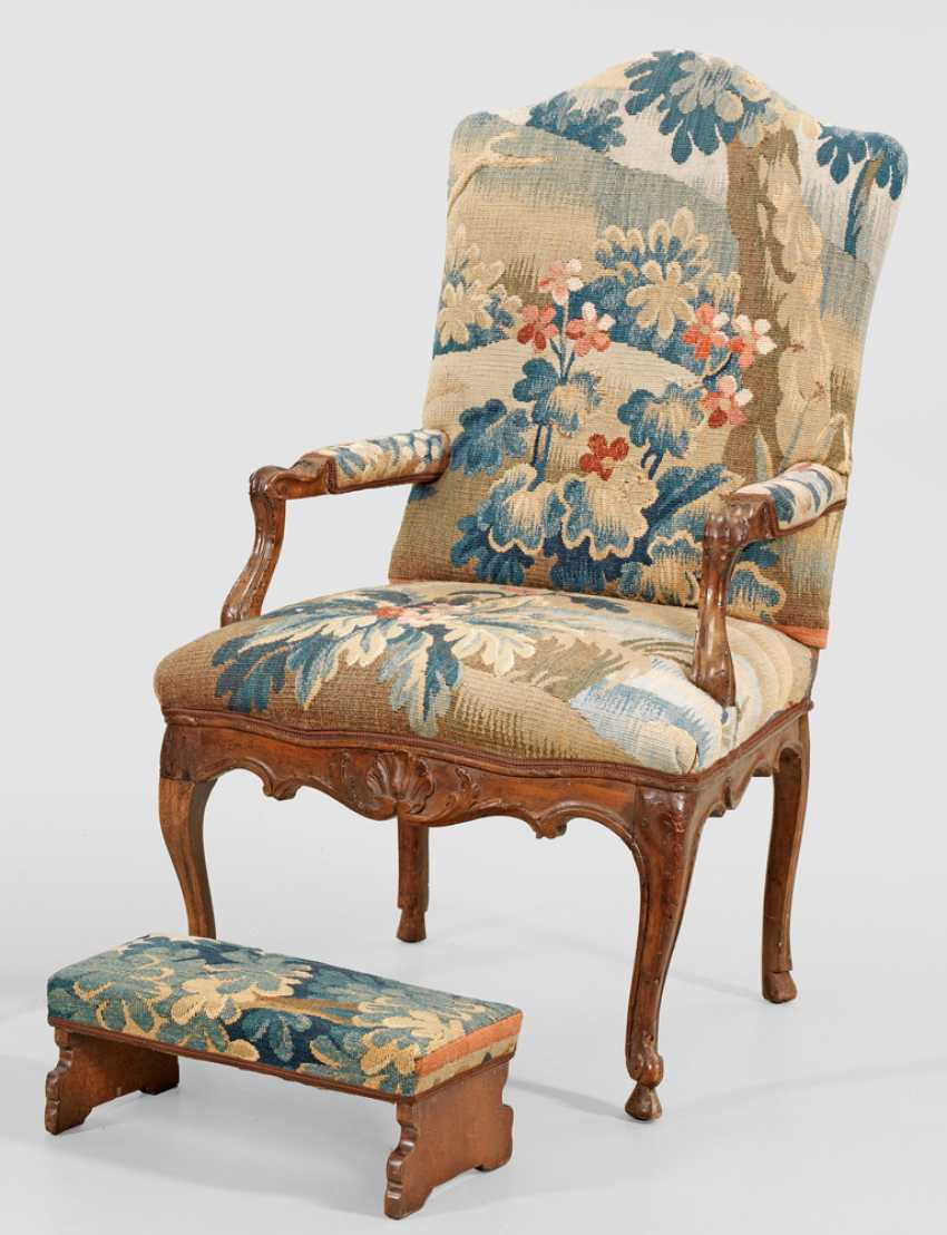 Baroque Armchair - photo 1
