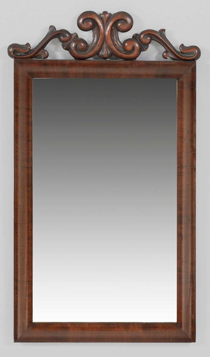 Small Wall Mirror - photo 1
