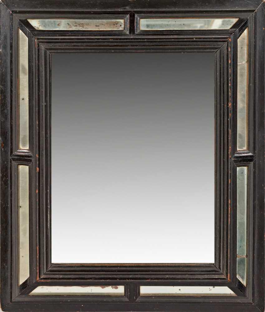 Small Baroque Wall Mirror - photo 1