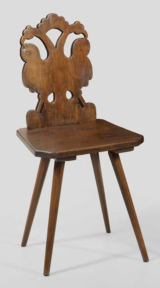 Baroque-Board Chair - photo 1