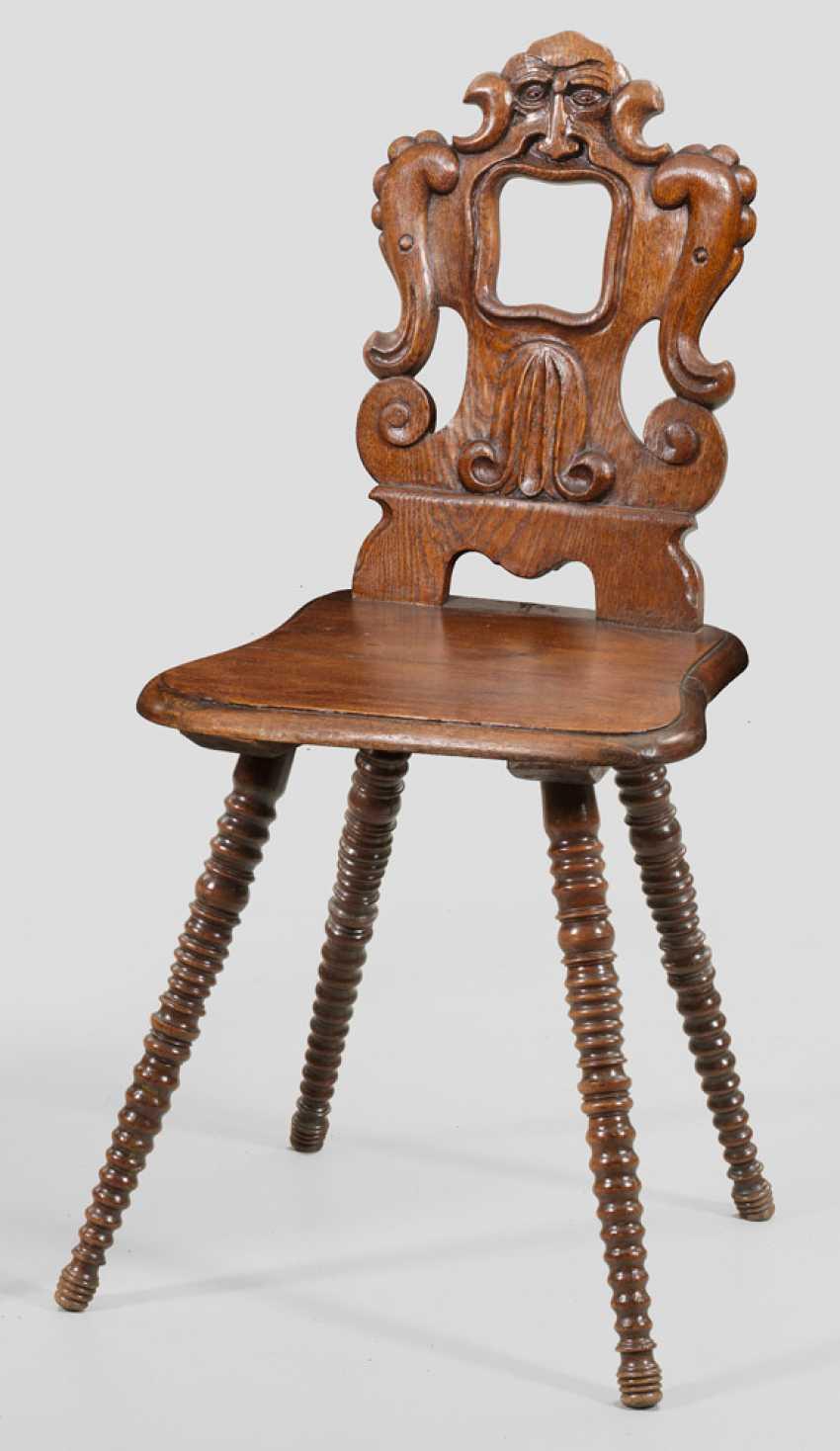 Face chair - photo 1
