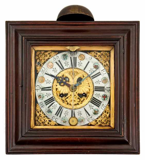 Baroque Wall Clock - photo 1