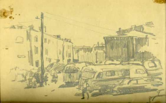 PIMENOV, YURI (1903-1977) - photo 2