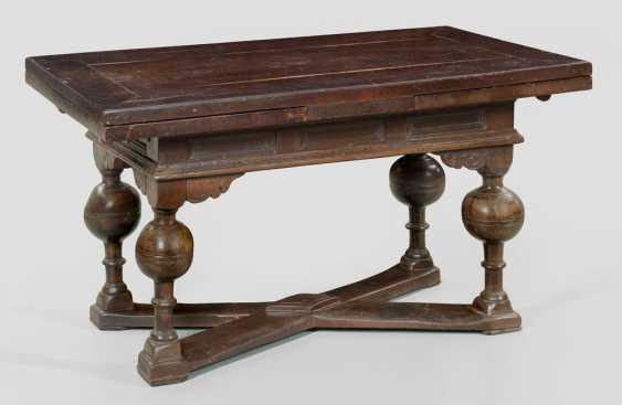 Baroque Extending Table - photo 1