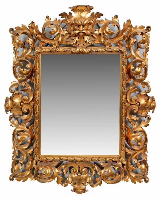 Baroque Wall Mirror - photo 1