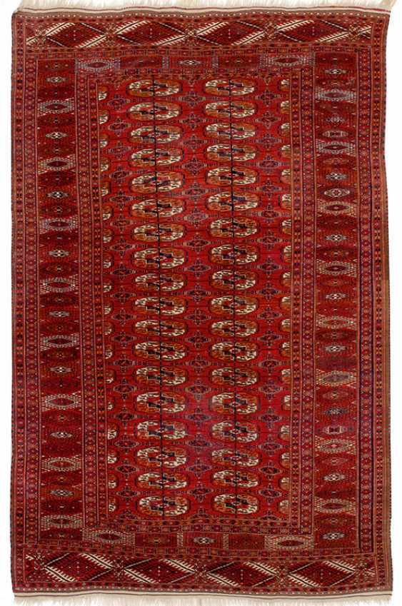 Old Yomud Tribe Carpet - photo 1