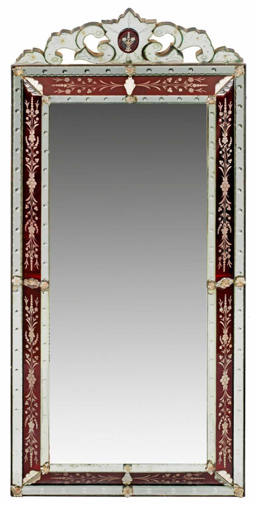 Large Wall Mirror - photo 1