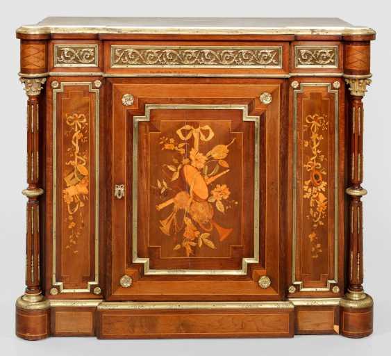 Louis XVI sideboard - photo 1
