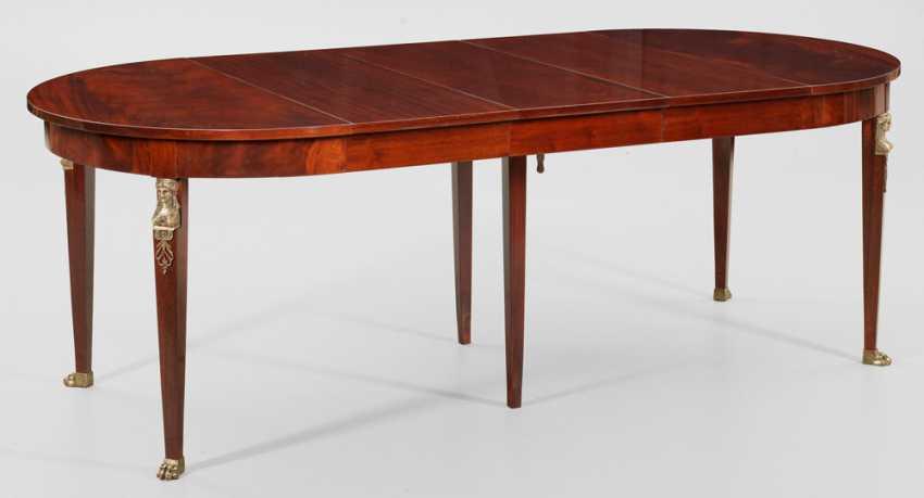 Empire-Extendable Table - photo 1