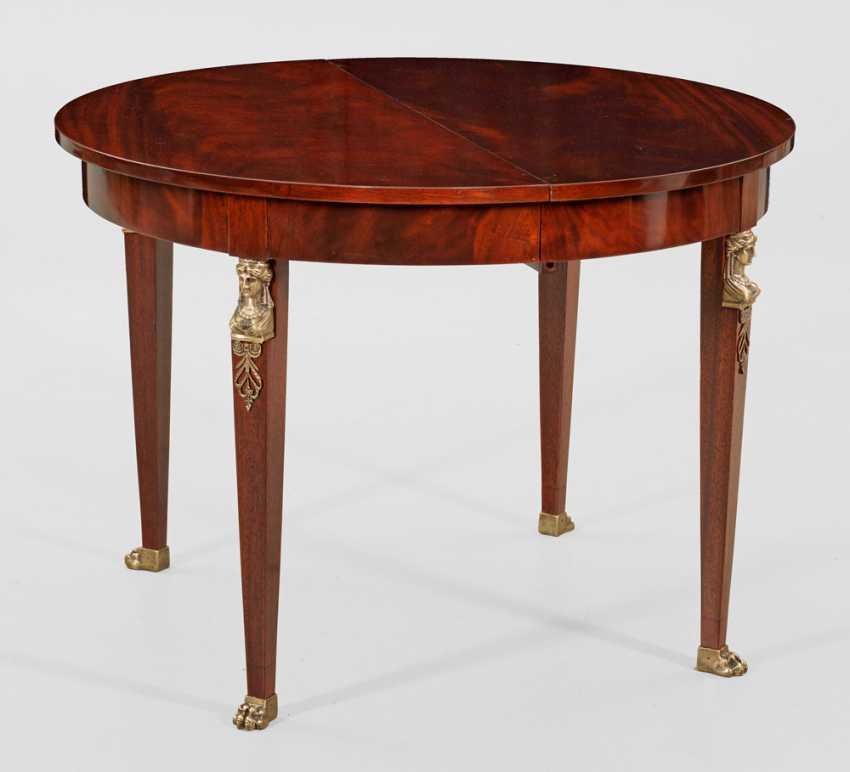 Empire-Extendable Table - photo 2