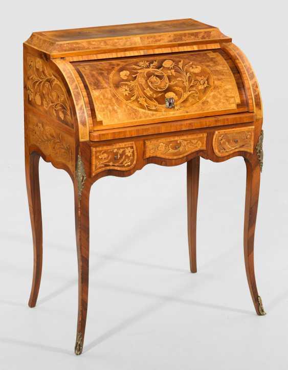 Small Louis XV salon Secretary - photo 1