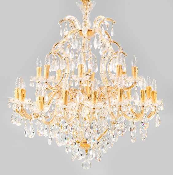 Large Maria Theresa Chandelier - photo 1