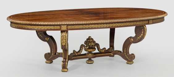 Large dining table in the Louis XVI style - photo 1