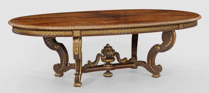 Bon Grande Table Salle à Manger Style Louis XVI   Photo 1