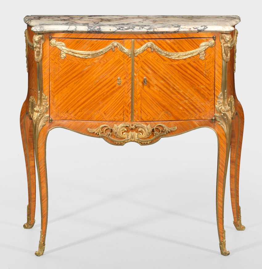 Louis XV salon Cabinet - photo 1
