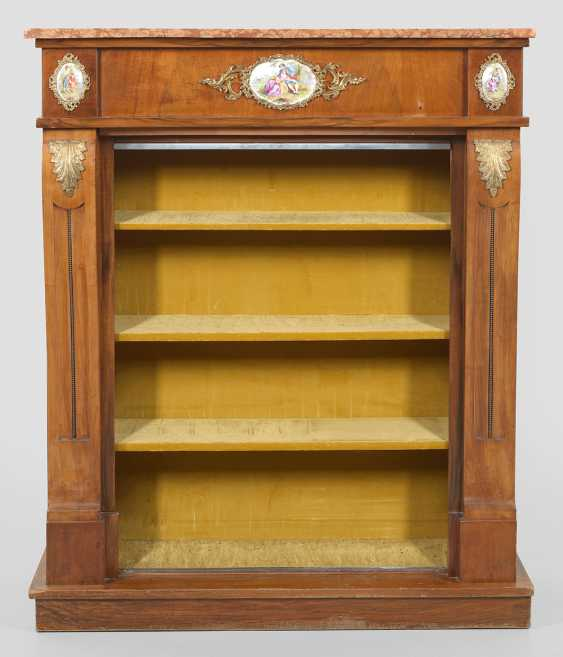 The bookcase in the Louis XVI style - photo 1