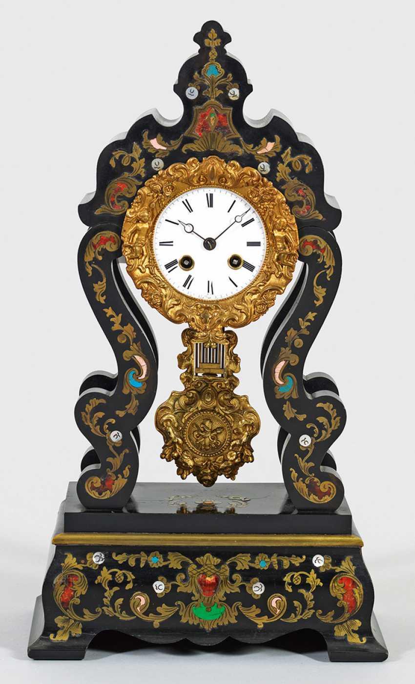 Boulle-Clock - photo 1