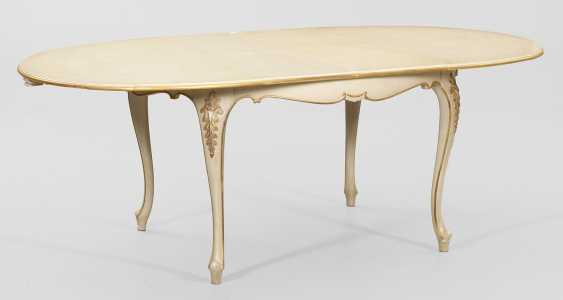 Extending table in Louis XV style - photo 2