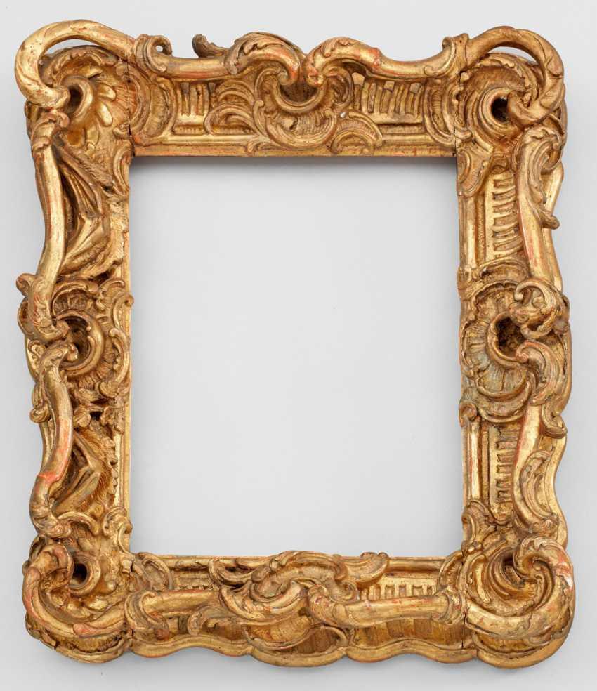 Quality Full Rococo Frame - photo 1